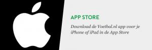 Download van de Apple App Store